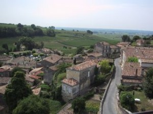 Ancient St. Emilion, France