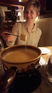 Fondue Stubli Post Hotel Cheese Fondue