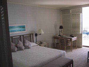 King Bed and Comfortable Linens