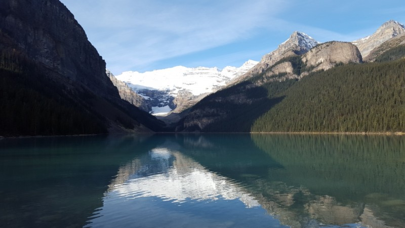 Lake Louise October 2015