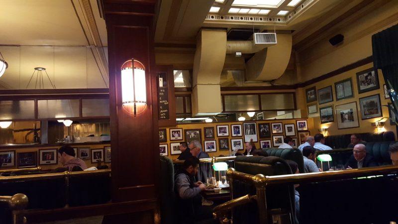 Metropolitan Grill Seattle