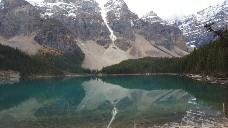 Moraine Lake October 2015