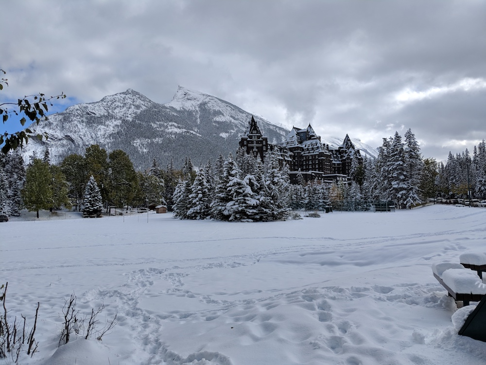 Fairmont Banff Springs - The Castle in the Mountain