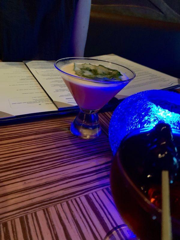 Refreshing Serenity Cocktail at Bluezoo