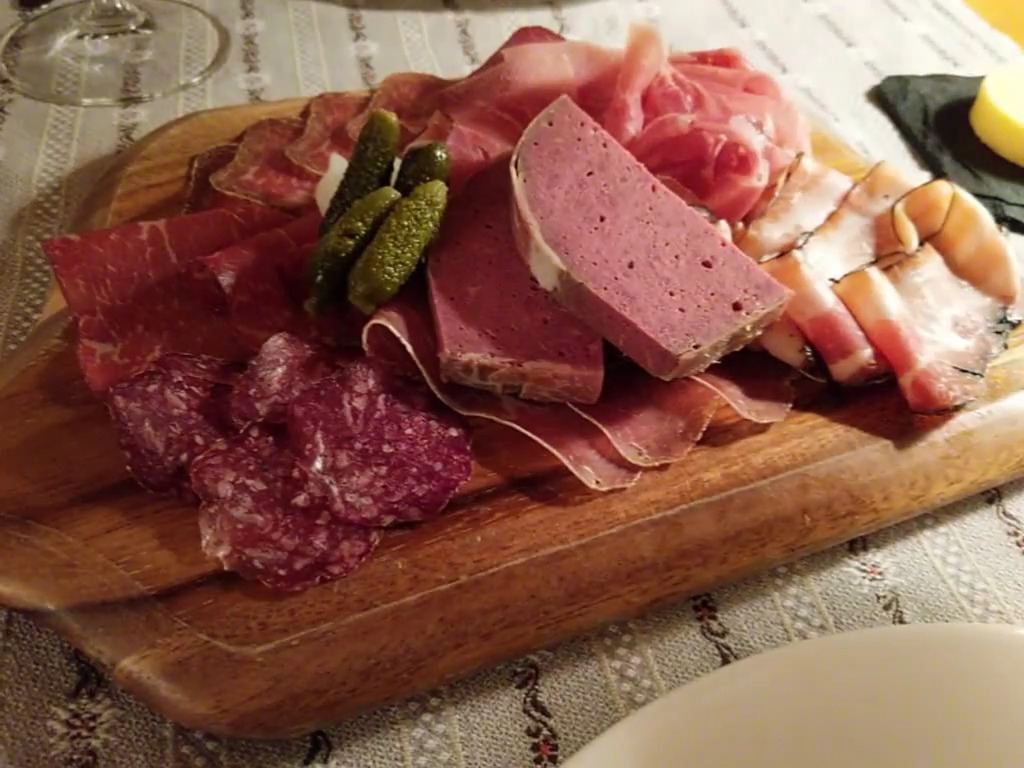 A Plentiful Charcuterie Board