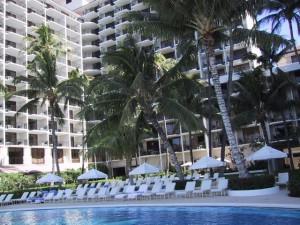 Halekulani Hotel Pool