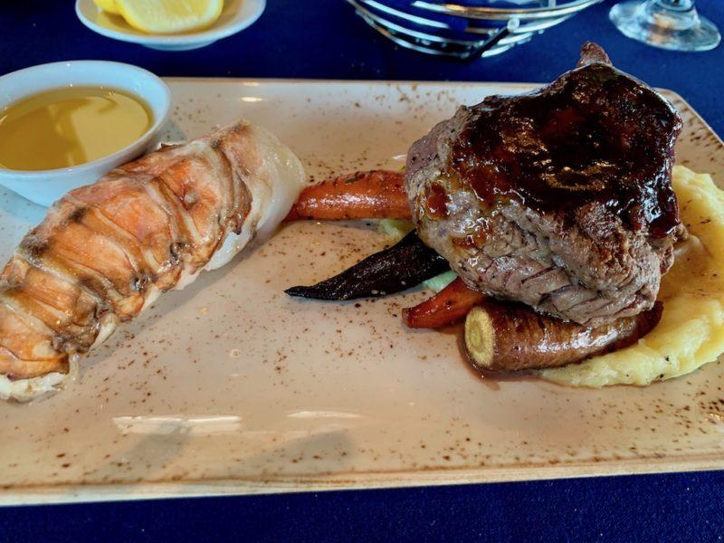Narcoossee's Surf and Turf