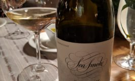 Sea Smoke Chardonnay 2014