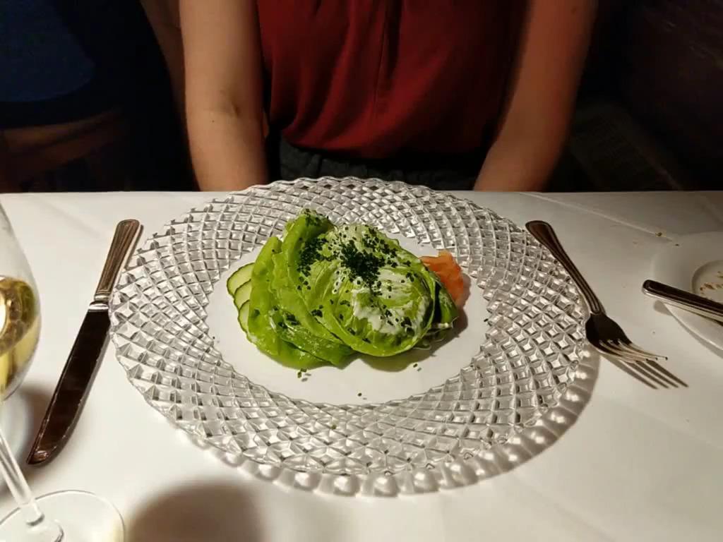 Organic Butterleaf Salad