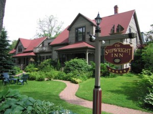 The Shipwright Inn - Charlottetown, PEI
