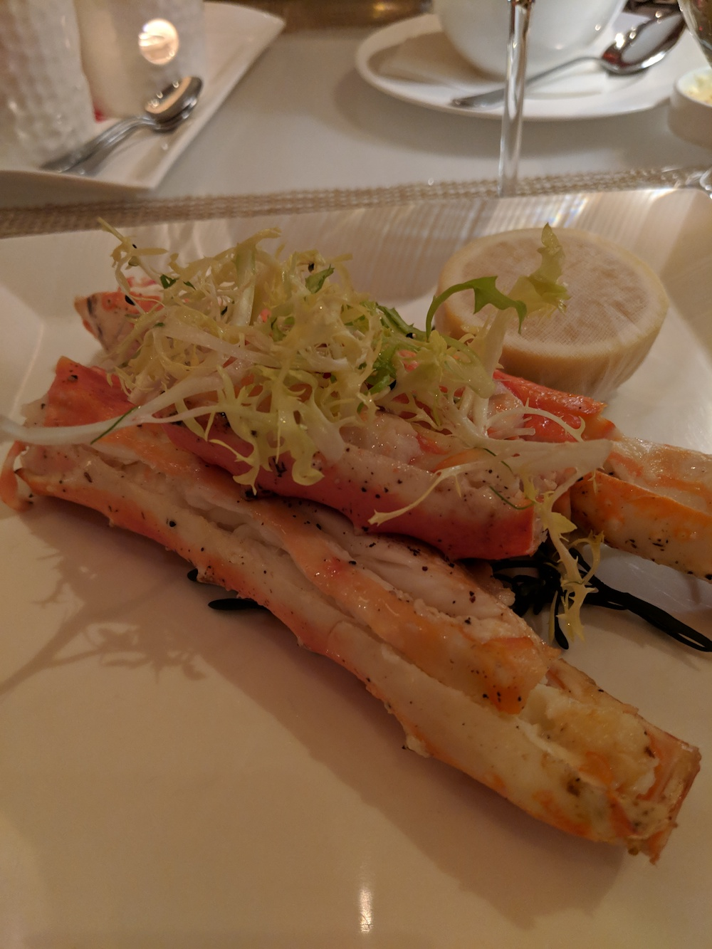 Spectacular Prime Cut King Crab Legs