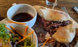 Wagyu Beef French Dip