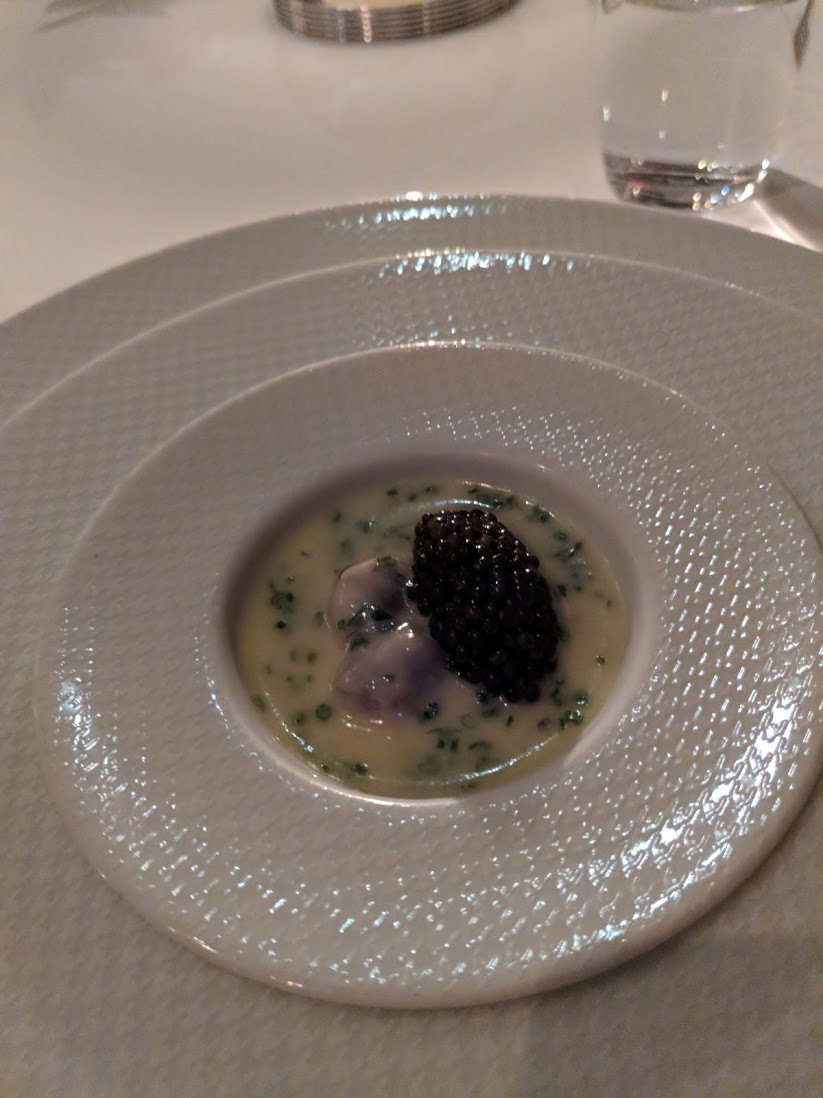 """Oysters and Pearls"""